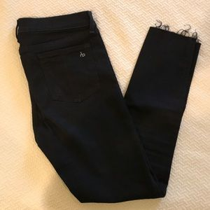 Rag and Bone high rise jeans size 30